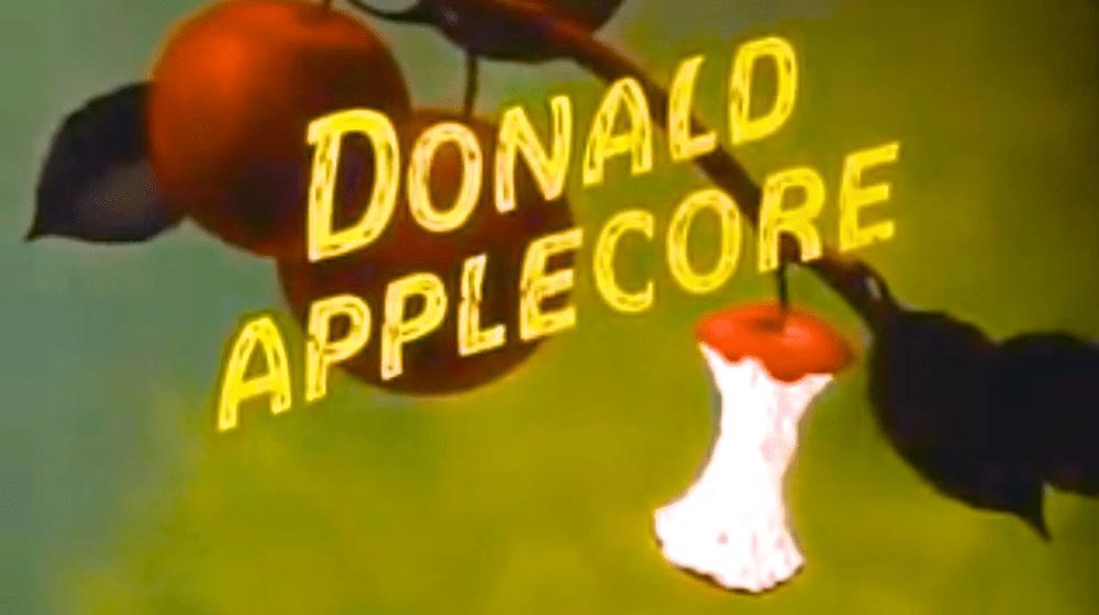 Apple core! Baltimore!
